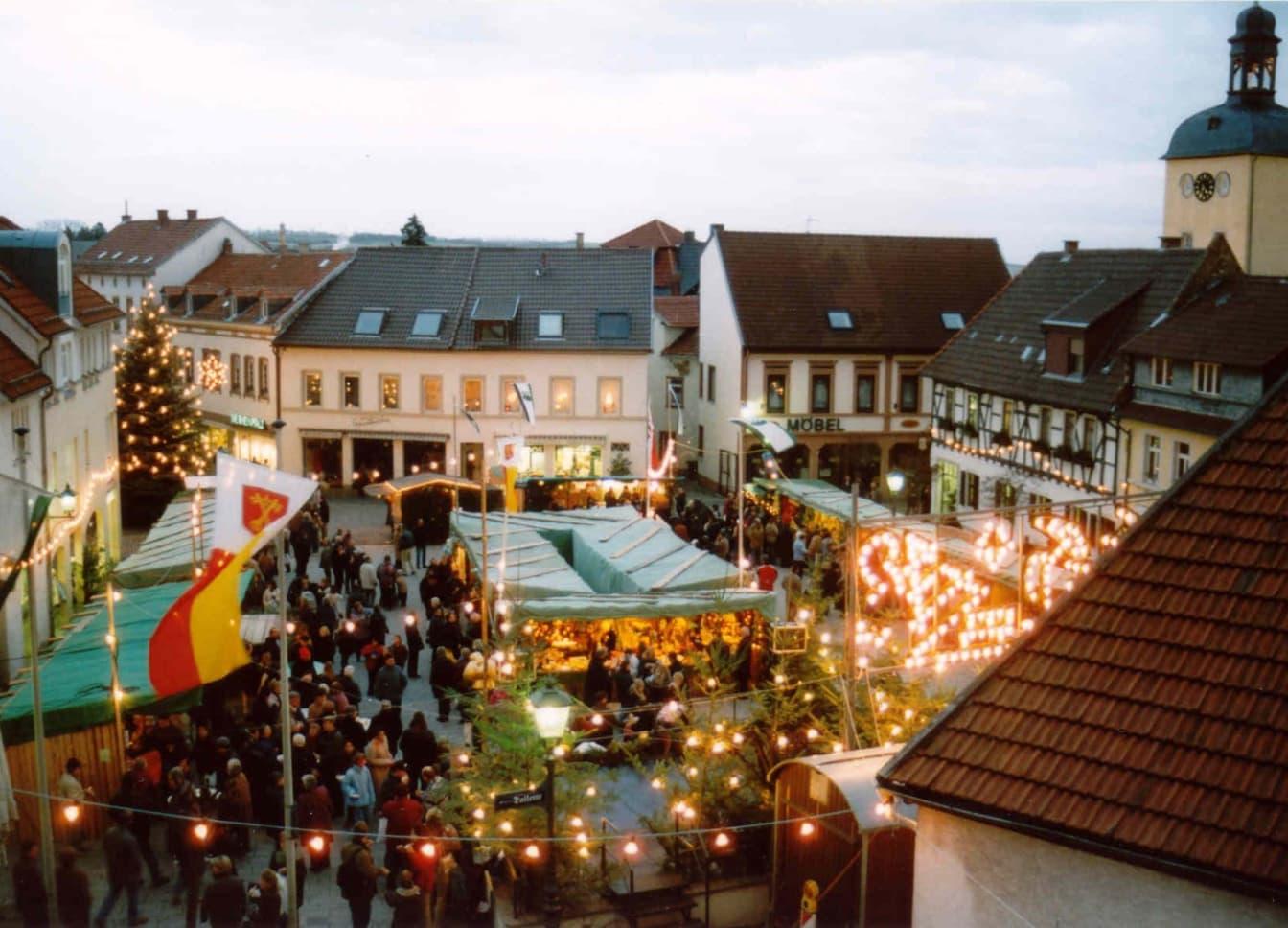 Märkte Kirchheimbolanden