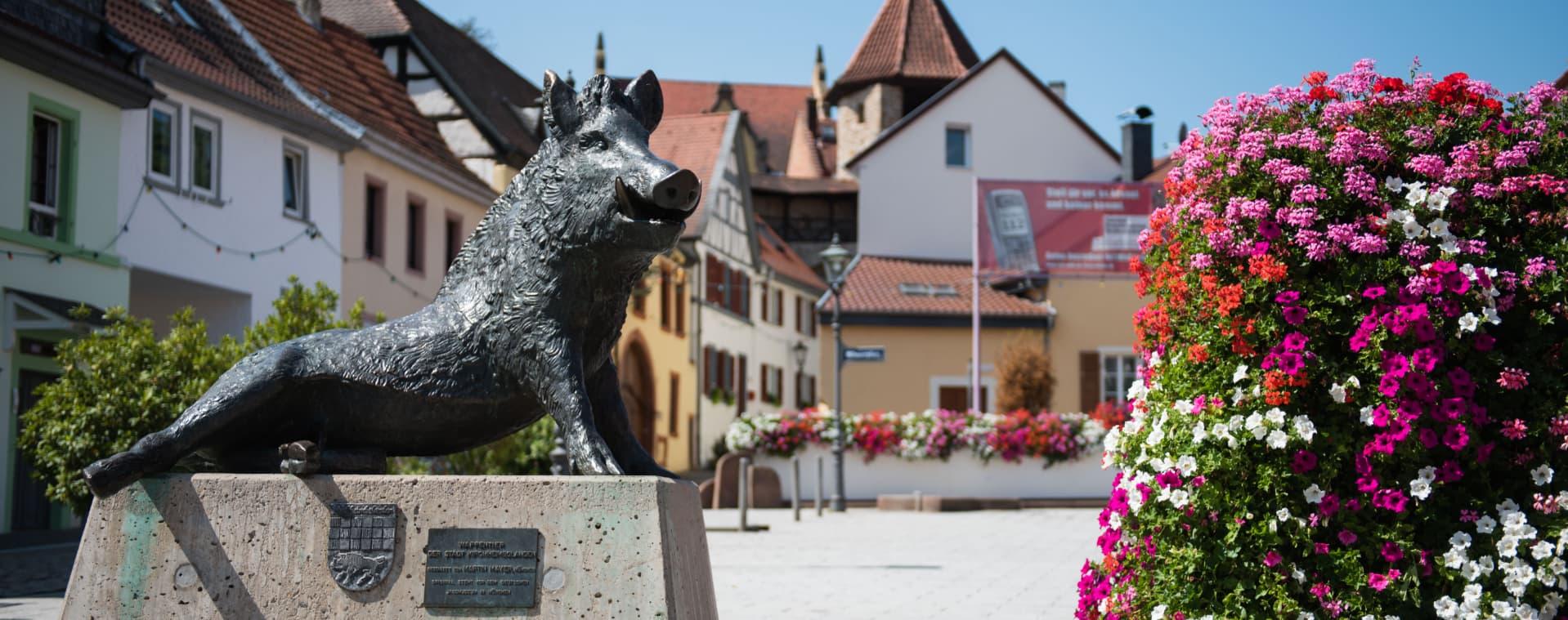 Kirchheimbolanden Stadtmitte