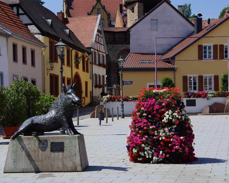 Römerplatz Kirchheimbolanden