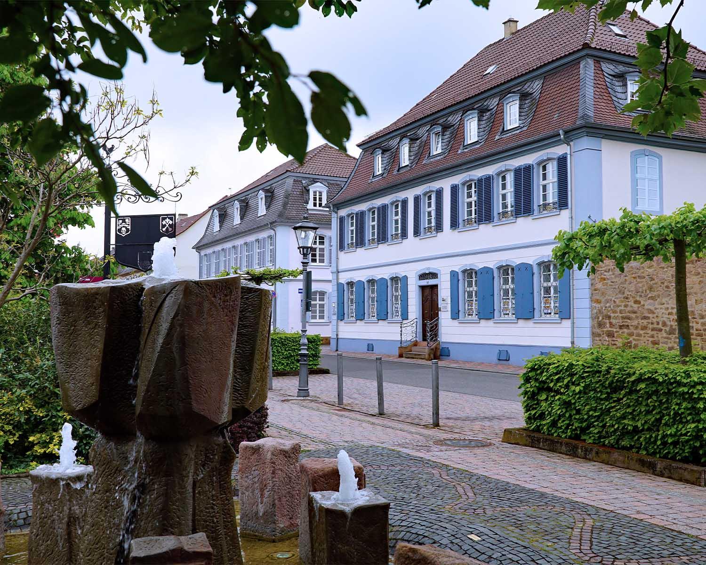 Rathaus der VG und Stadt Kirchheimbolanden