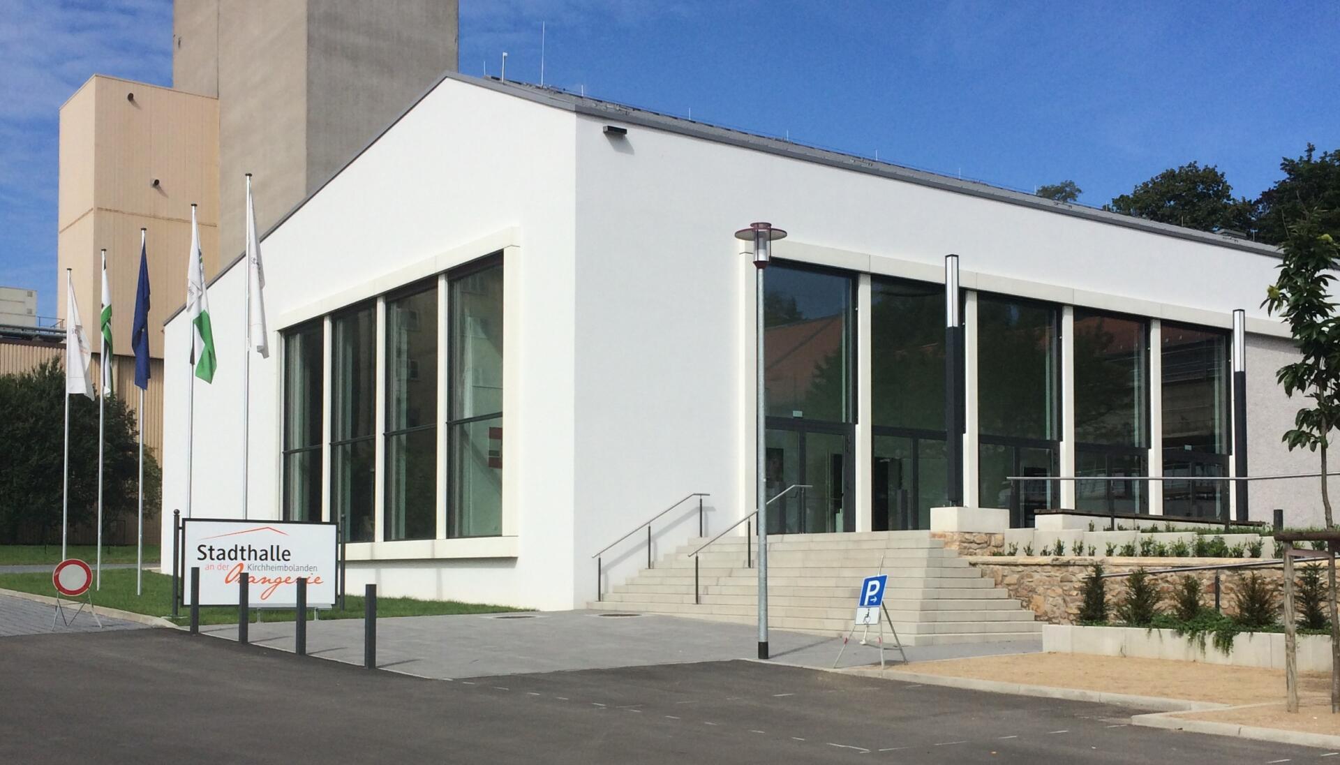 Stadthalle Kirchheimbolanden